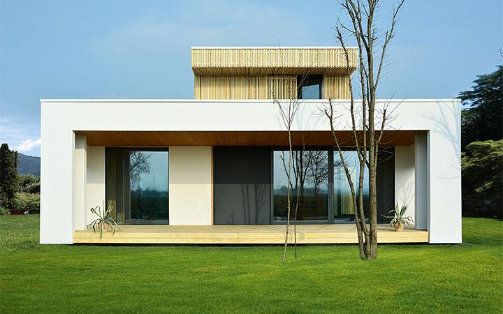 Casa bioedilizia prezzi interno di una casa in legno for Quanto costa costruire un portico anteriore