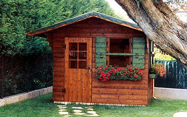Padova casette in legno crea nuovi spazzi utili for Casetta con seminterrato