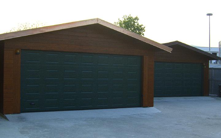 Padova cura la tua auto con un garage in legno for Costo per costruire un garage per auto