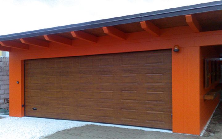 padova cura la tua auto con un garage in legno