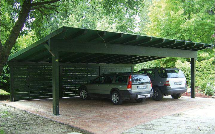 Padova questo vero amore tutto sulle tettoie per auto for Carport 2 posti