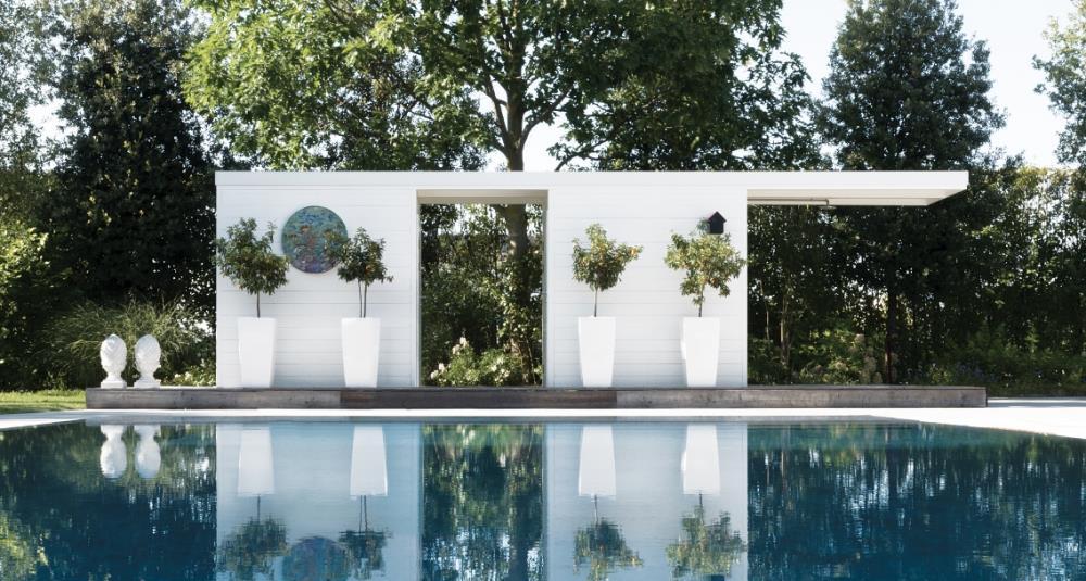 Gazebi in legno alluminio e ferro woodarchitecture for Bordo piscina legno