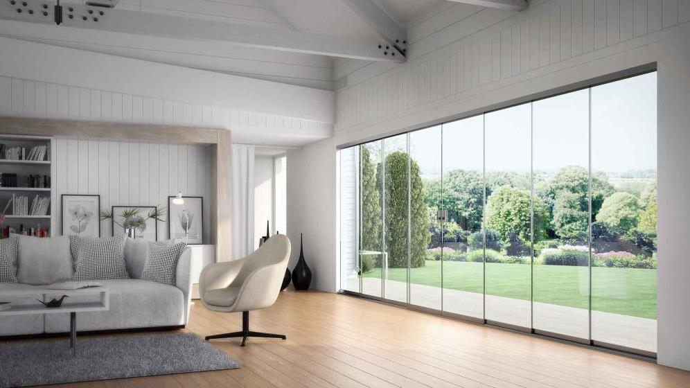 Gallery of vetrate with vetrate scorrevoli per esterni - Costo finestre doppi vetri ...